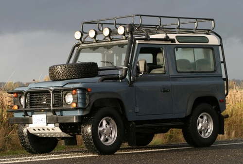 Thumbnail Land Rover Defender 90  110  130 Manual Collection