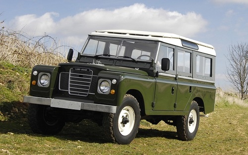 Thumbnail Land Rover Series III Manual Collection
